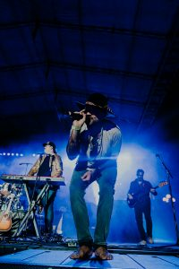 The Strumbellas @ Live on the Green - 8.15.19  //  Photo by Andrew Ha