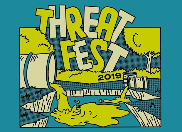 See Greyhaven, Idle Threat, Beginning, Bloom, En Love & More | Aug. 23 & 24 @ Smyrna's Threat Fest  |  No Country For New Nashville