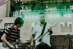 Will Hoge @ Live on the Green - 8.22.19  //  Photo by Andrew Ha