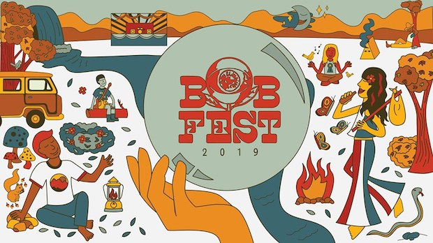 Don't Miss BobFest 2019 | Sept. 26-29 in Nearby Adams, TN  |  No Country For New Nashville