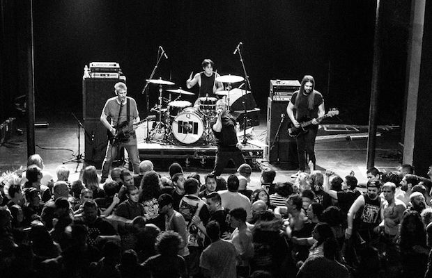 [TICKET GIVEAWAY] Black Flag | Jan. 30 @ Cannery Ballroom  |  No Country For New Nashville