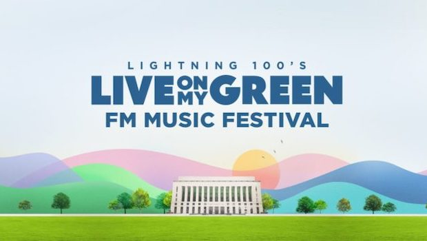 Live On The Green Goes Virtual with Five-Day Live On My Green Radio Broadcast  |  No Country For New Nashville
