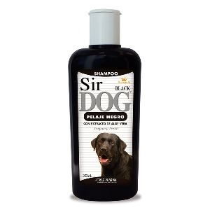 Shampoo - SIR DOG Black