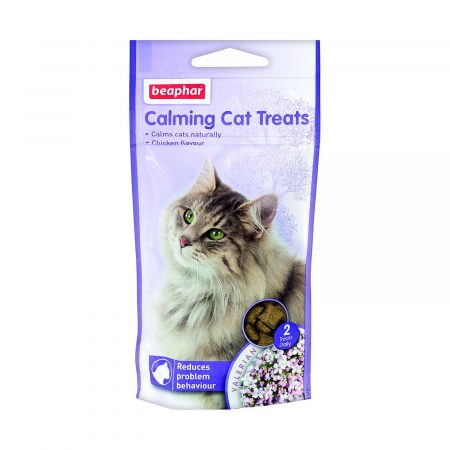 CALMING TREATS GATO - BEAPHAR