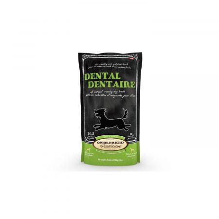 Oven-Baked Treats - Dental Dog