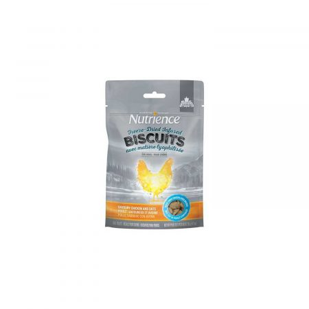 NUTRIENCE INFUSION BISCUITS POLLO & AVENA