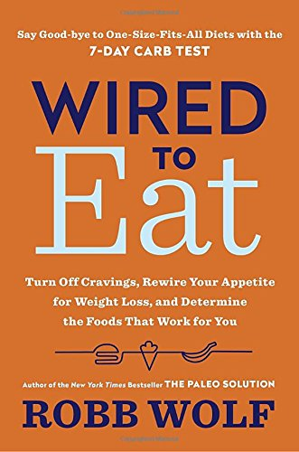 Check out Rob's new book, Wired to Eat