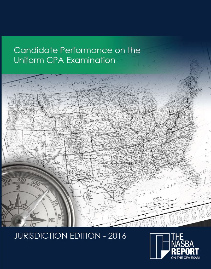 2016 Candidate Performance - Jurisdiction Edition
