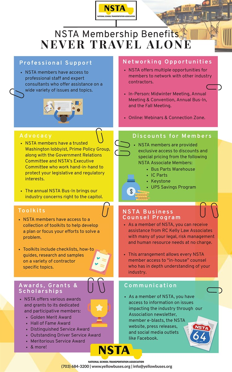 2018 11 13 NSTA Member Benefits