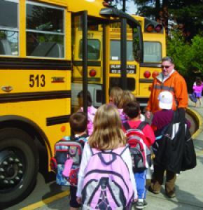 School Bus Safety Week