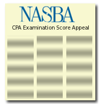 CPA Examination Score Appeal