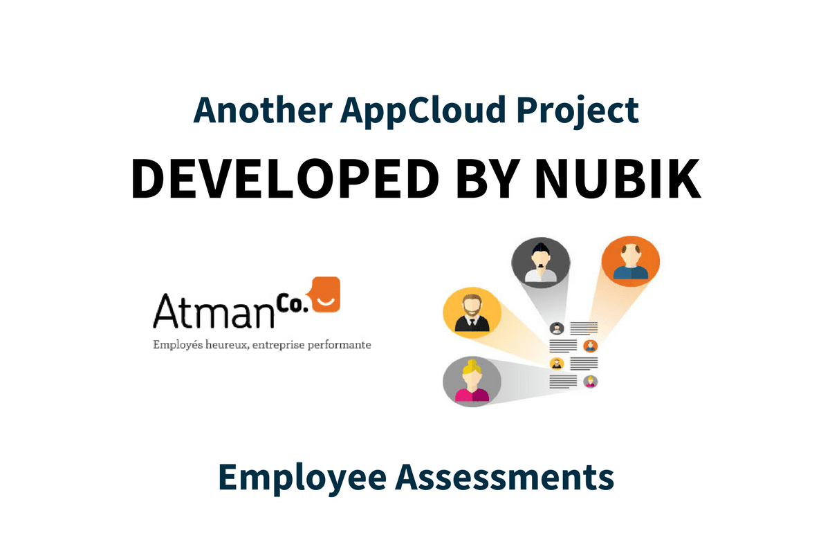 Nubik develops Salesforce HR App for the AppExchange