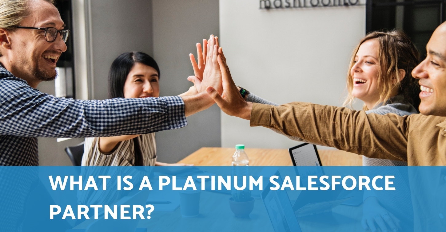 What is a platinum salesforce partner