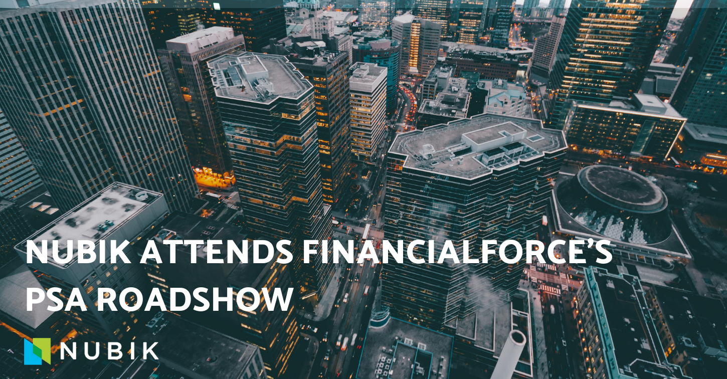 Nubik Attends FinancialForce's PSA Roadshow