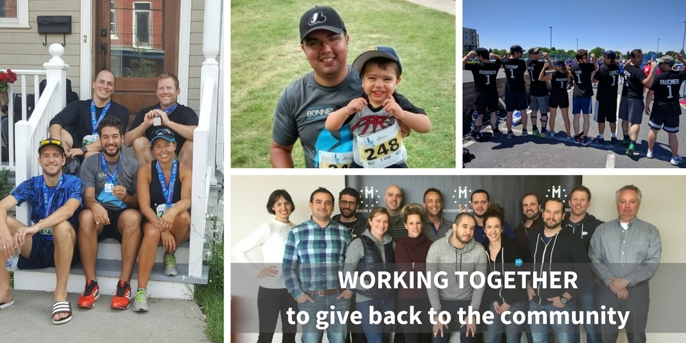 nubik working together to give back to the community - Nubik.ca