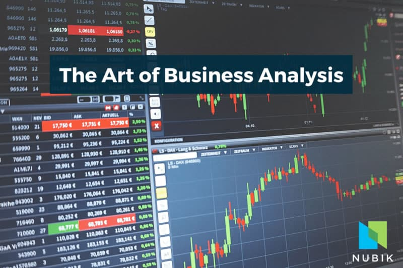 Art of Business Analysis