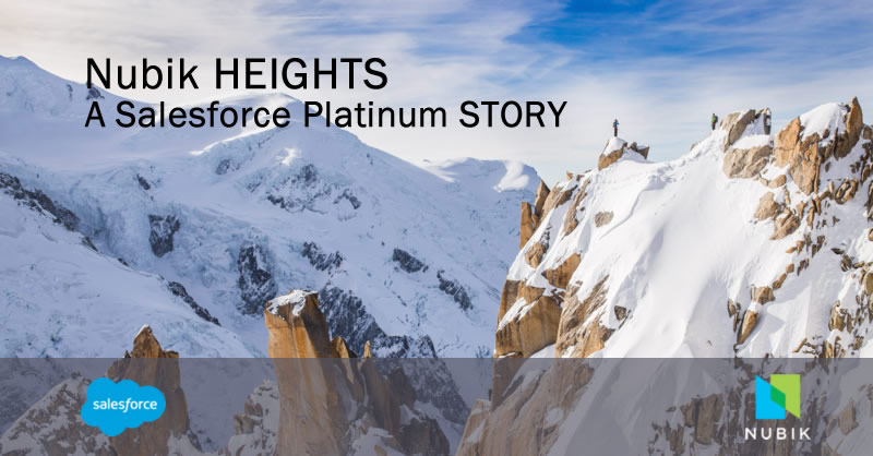 Nubik Heights Salesforce Platinum Story