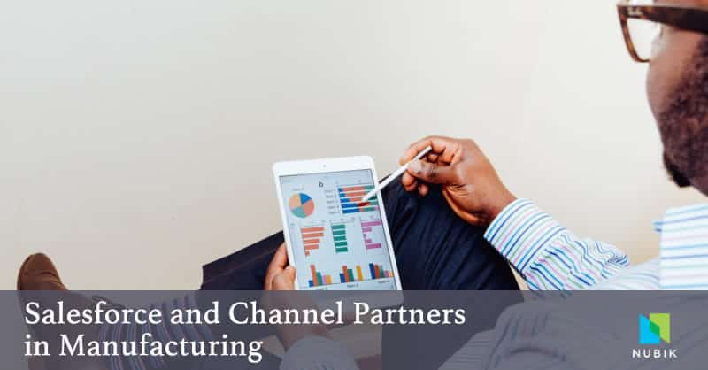 Salesforce CPQ and Channel Partners in Manufacturing