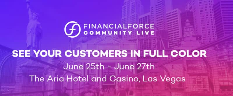 Financialforce community live 2018