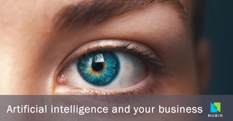 Artificial intelligence and your business