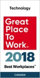 Nubik Great place to Work 2018