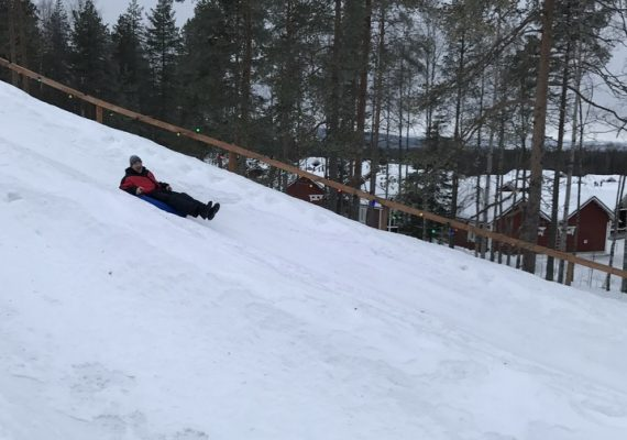Ice-Cool Fun at Snowman World in Rovaniemi