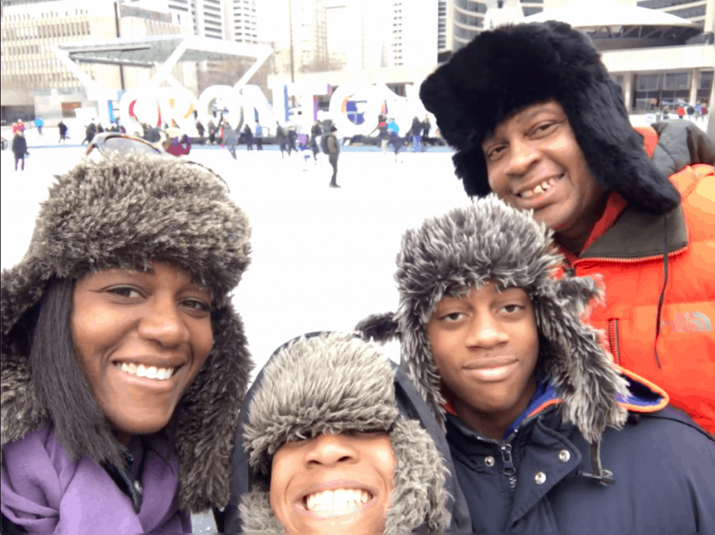 Canada for Kids: Family fun in the cold