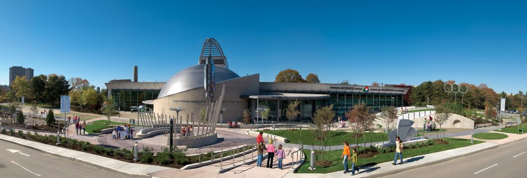 Canada for Kids: Ontario Science Centre