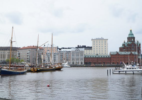 Helsinki with Kids: Local Food, Boats and a Fort