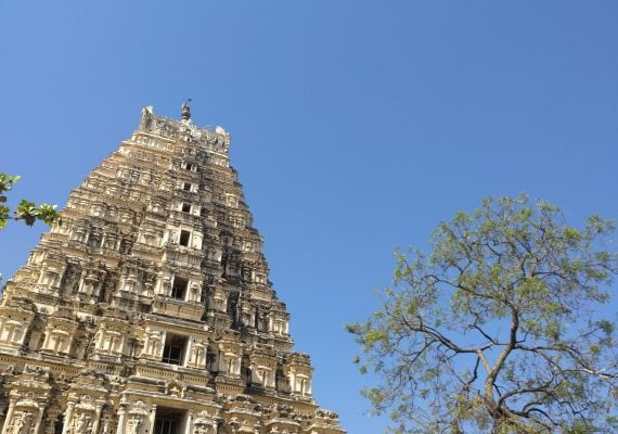 India with Kids: Elephants and Architecture of Hampi