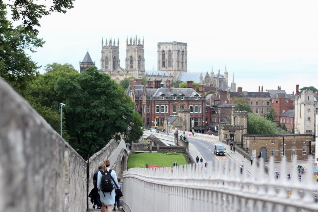 things to do in york with kids York City Walls