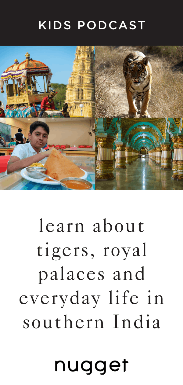 India for Kids: Learn about Tigers and the Royal Heritage of Mysore