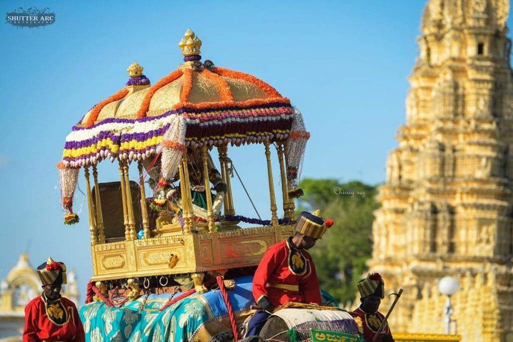 India for Kids: Mysore dasara festival