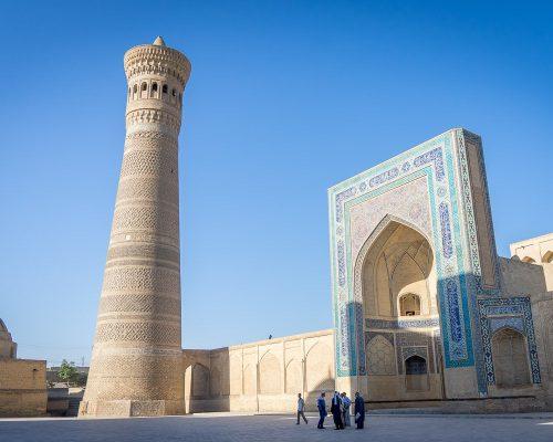 family destinations Uzbekistan