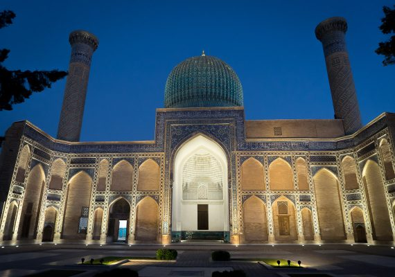 Silk Road Delights of Samarkand: The Registan and the Tomb of Timur
