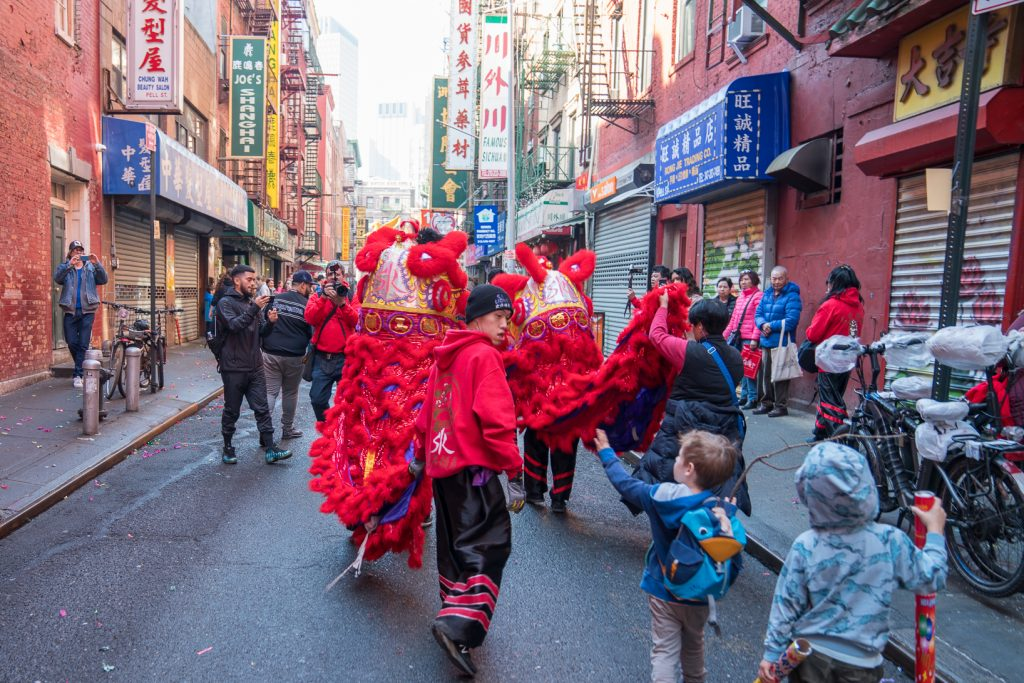 What to do in NYC with Kids: Getting up close with dancers