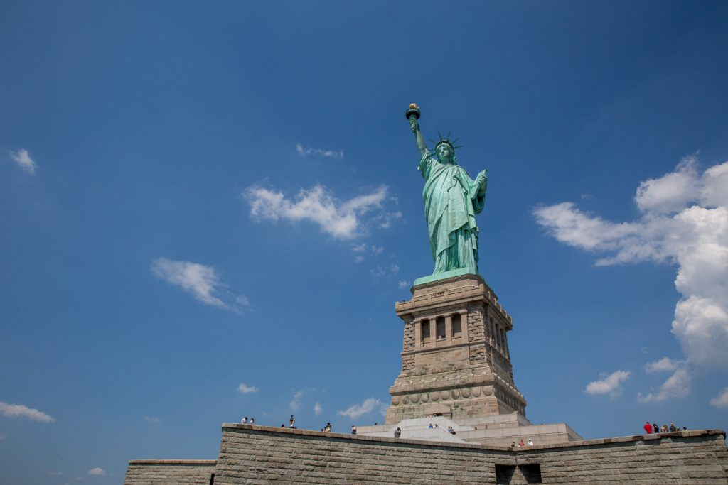 Things to do in NYC with kids: Statue of Liberty