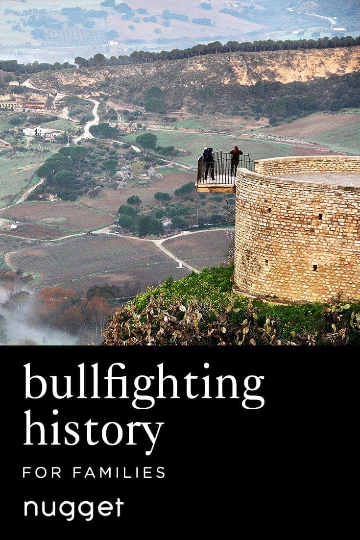 Bullfighting History and Canyon Views