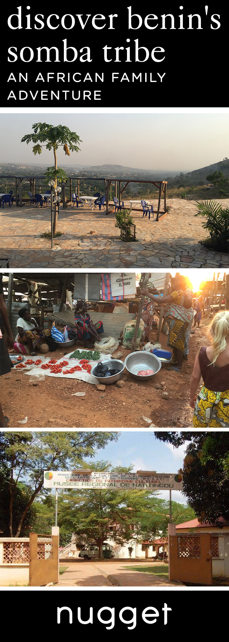 Exploring the Somba Tribe and its Culture with Kids