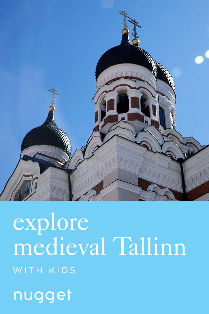 Medieval Day Trip from Helsinki – Old Town Tallinn