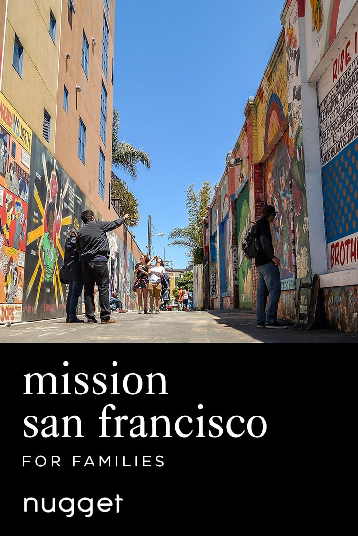 Family-Friendly Mission San Francisco