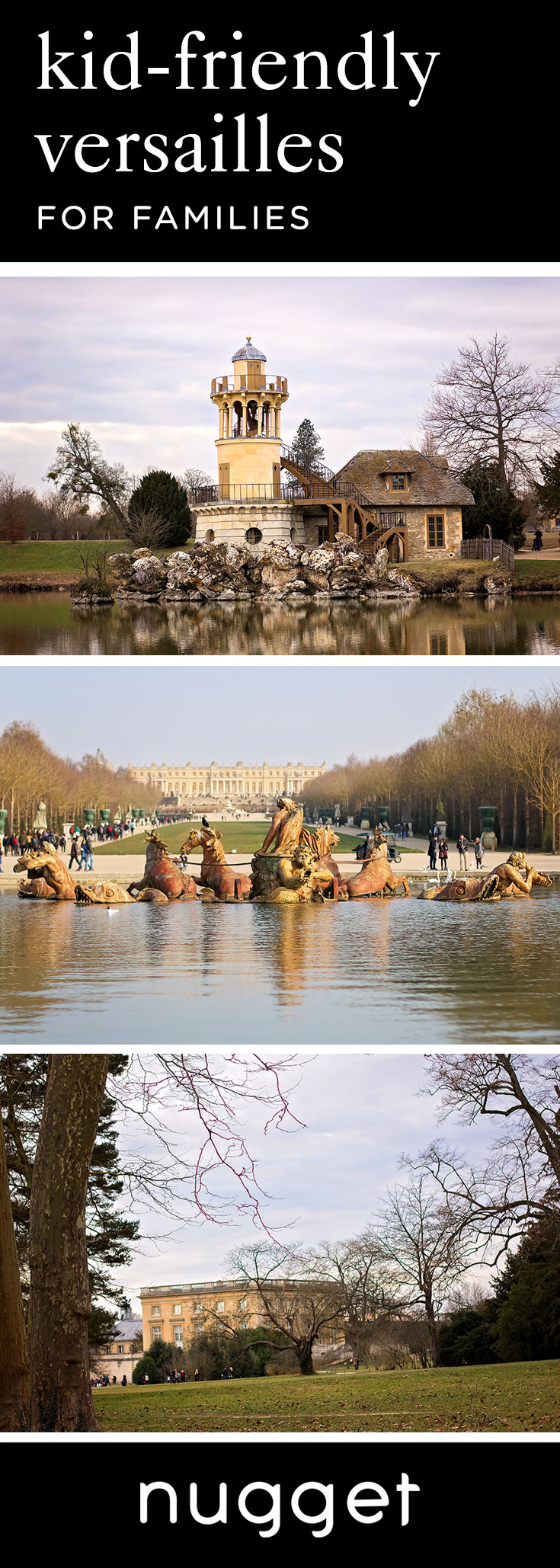 Versailles for Families