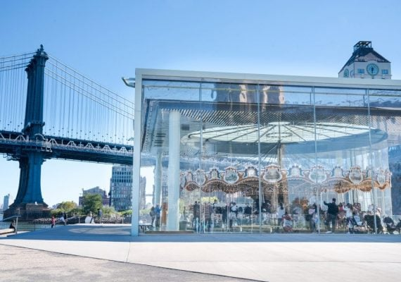 Brooklyn with Kids: The Bridge, Playgrounds, Grilled Cheese