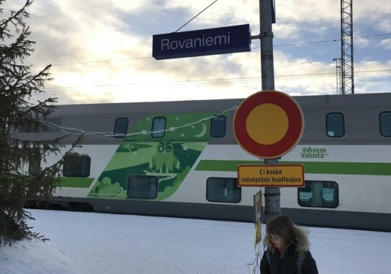 Visiting Rovaniemi: A Guide To Santa's Hometown