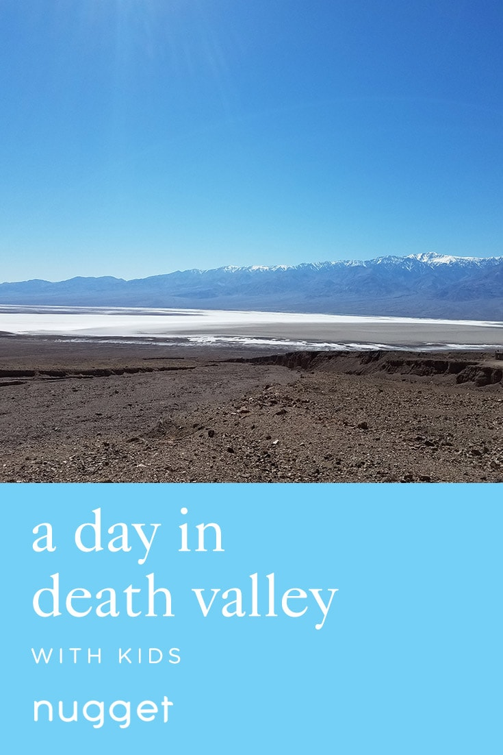 A Day in Death Valley With Kids