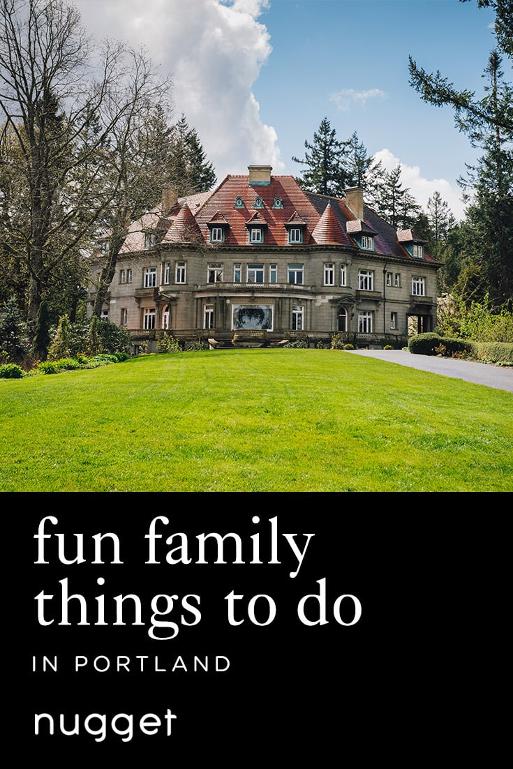 A Day of Fun Family Things To Do in Portland