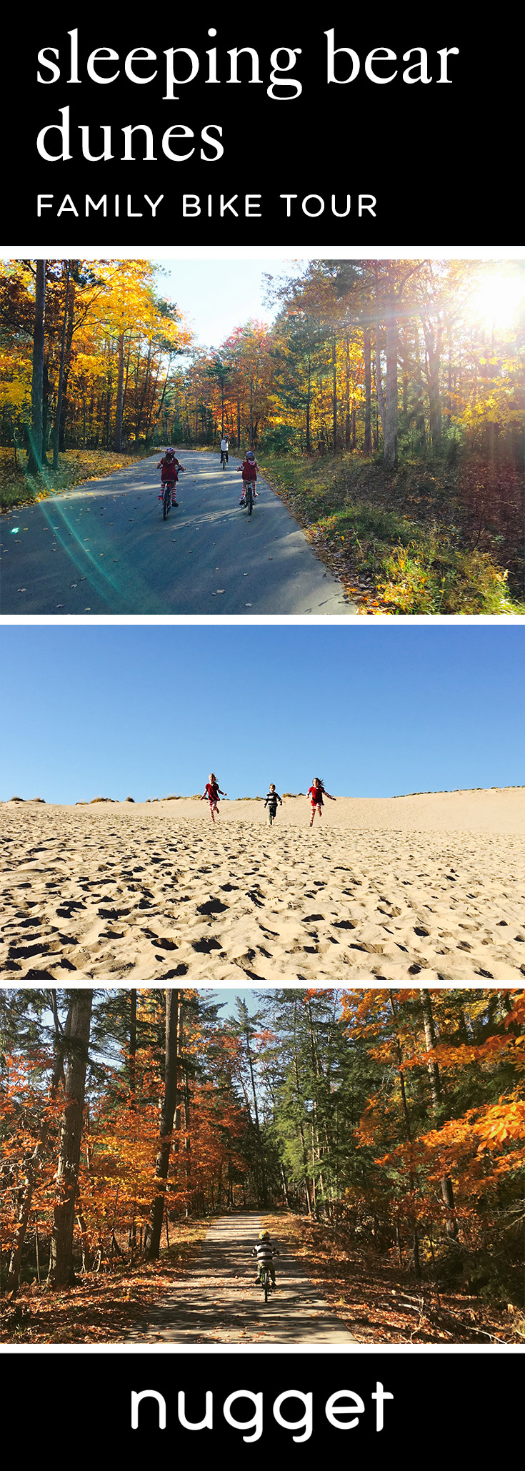 Bike Tour of Sleeping Bear Dunes
