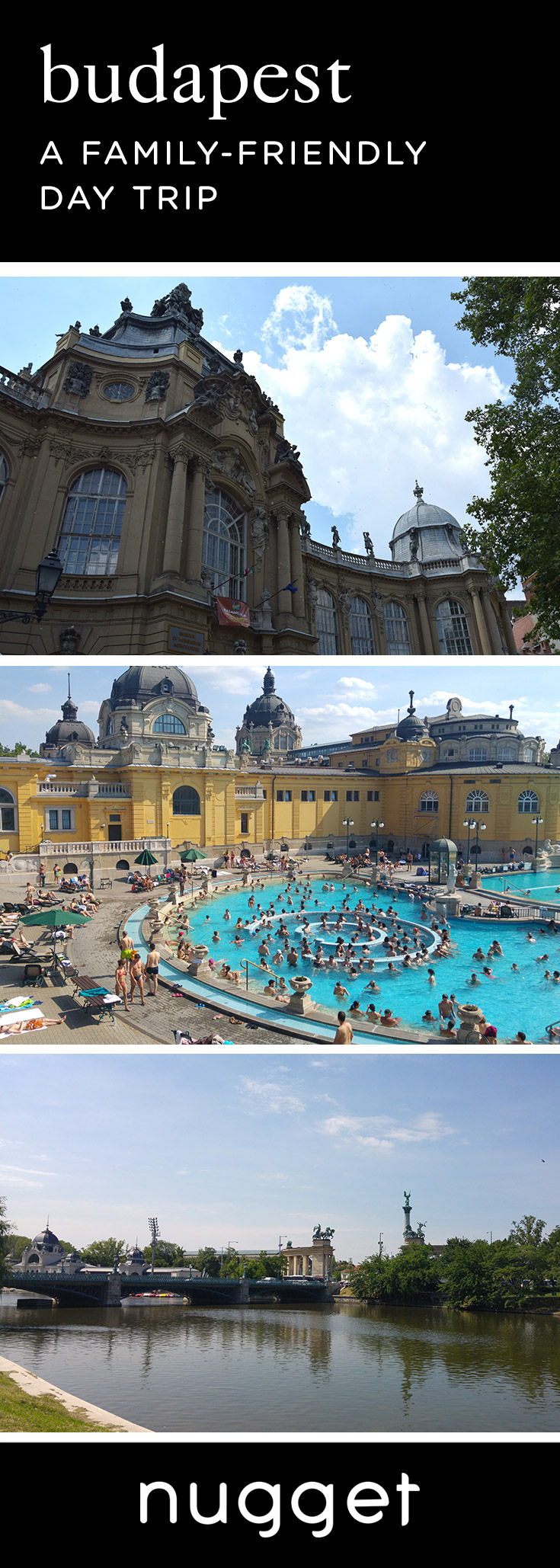 Budapest Adventure: Playgrounds, Castles and Szechenyi Baths