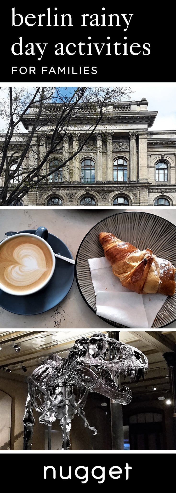 Dinosaurs and Croissants in Berlin
