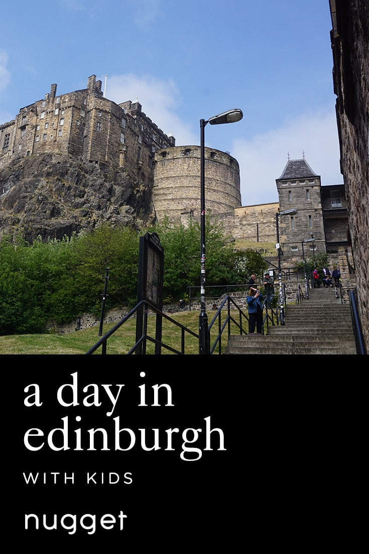 Discovering Edinburgh's Cultural and Natural History